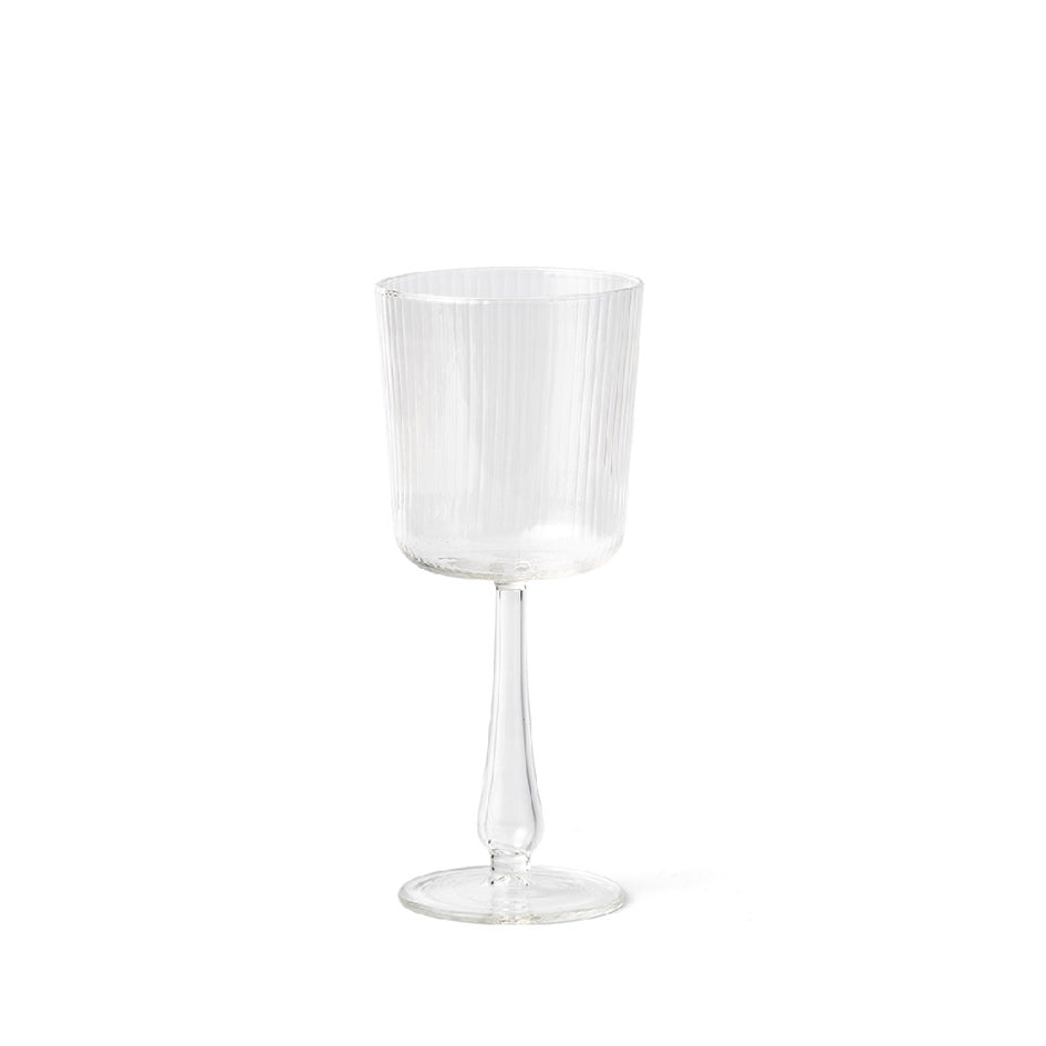 Luisa Calice Stem Glass in Millerighe (Set of 2) Zoom Image 1