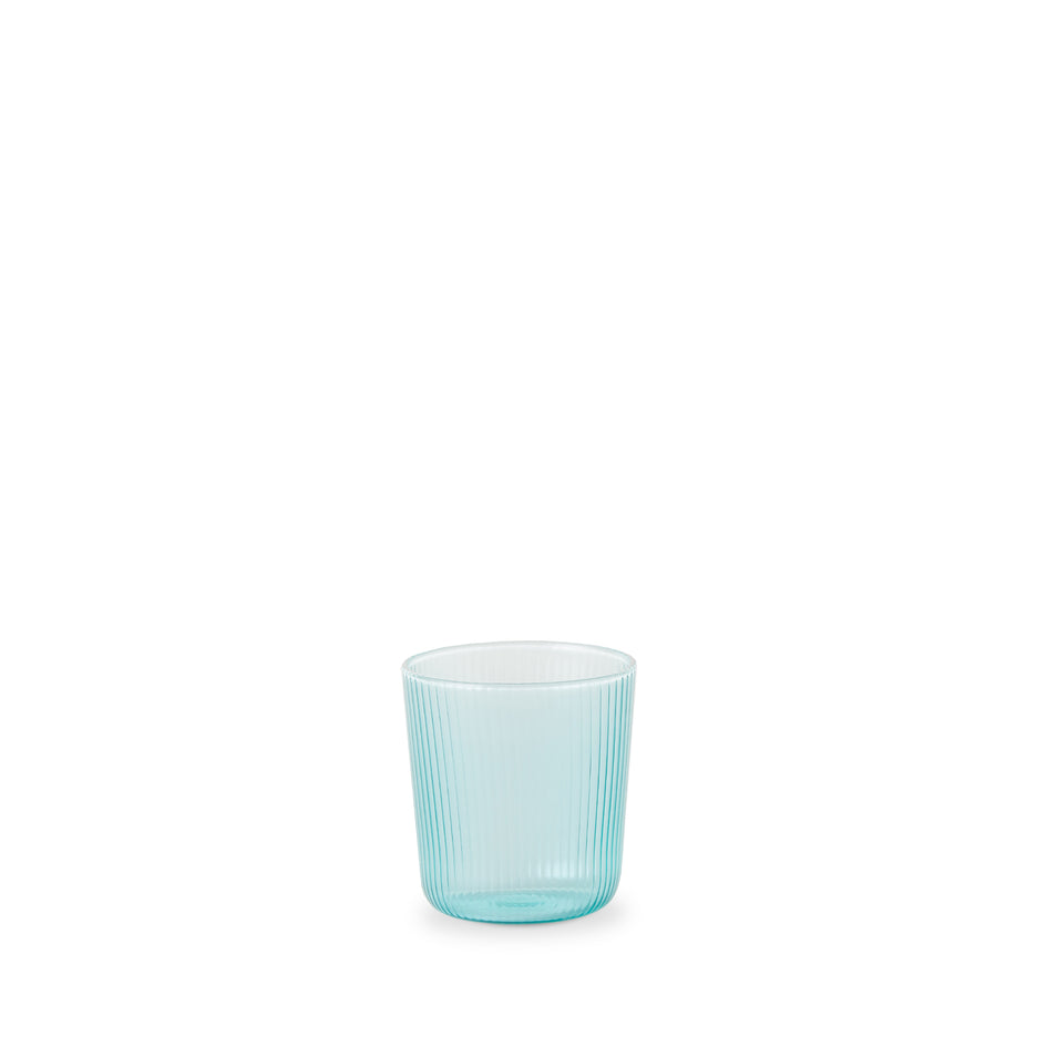 Luisa Vino Glass in Calamine Blue (Set of 2) Image 1