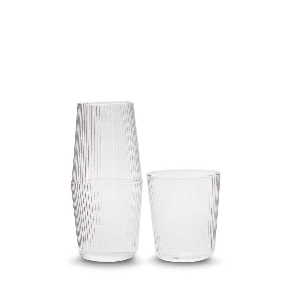 Luisa Bonne Nuit Carafe and Cup in Millerighe Image 1