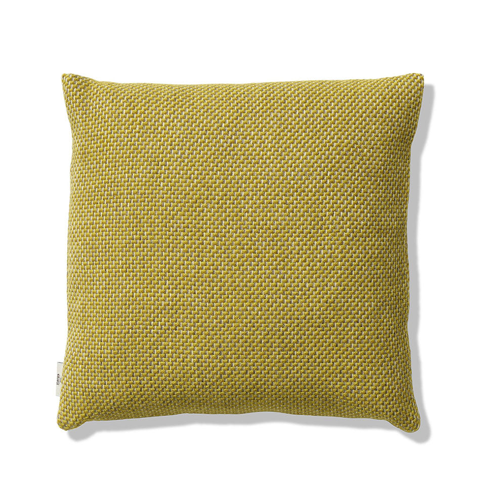 Una Pillow in Ochre Zoom Image 1