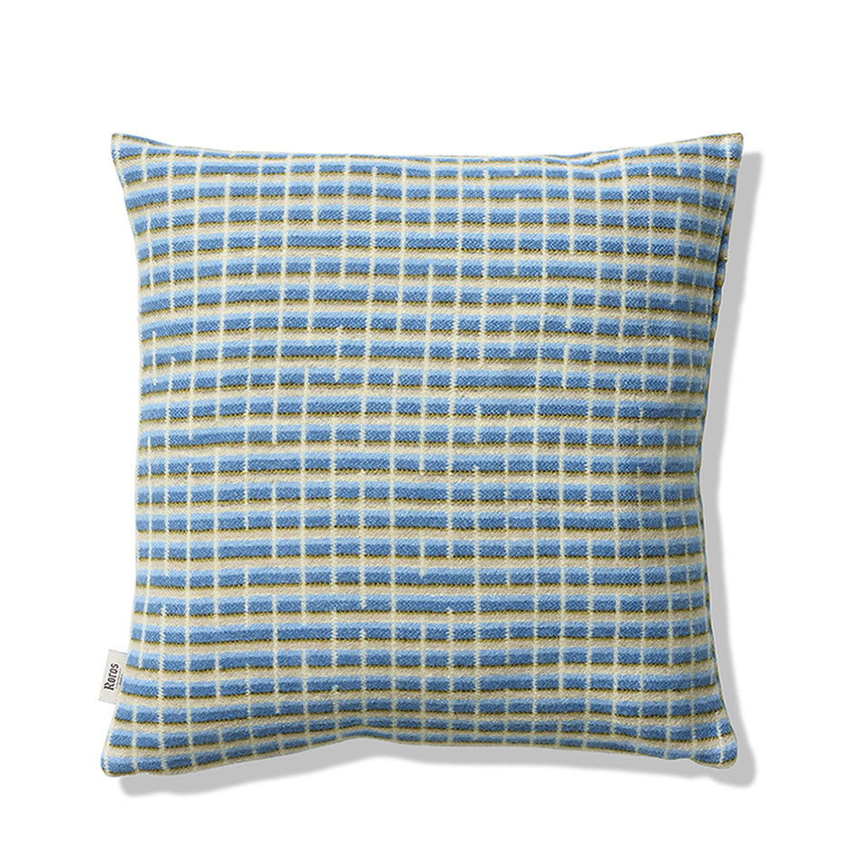 Agnes Pillow in Blue Zoom Image 1