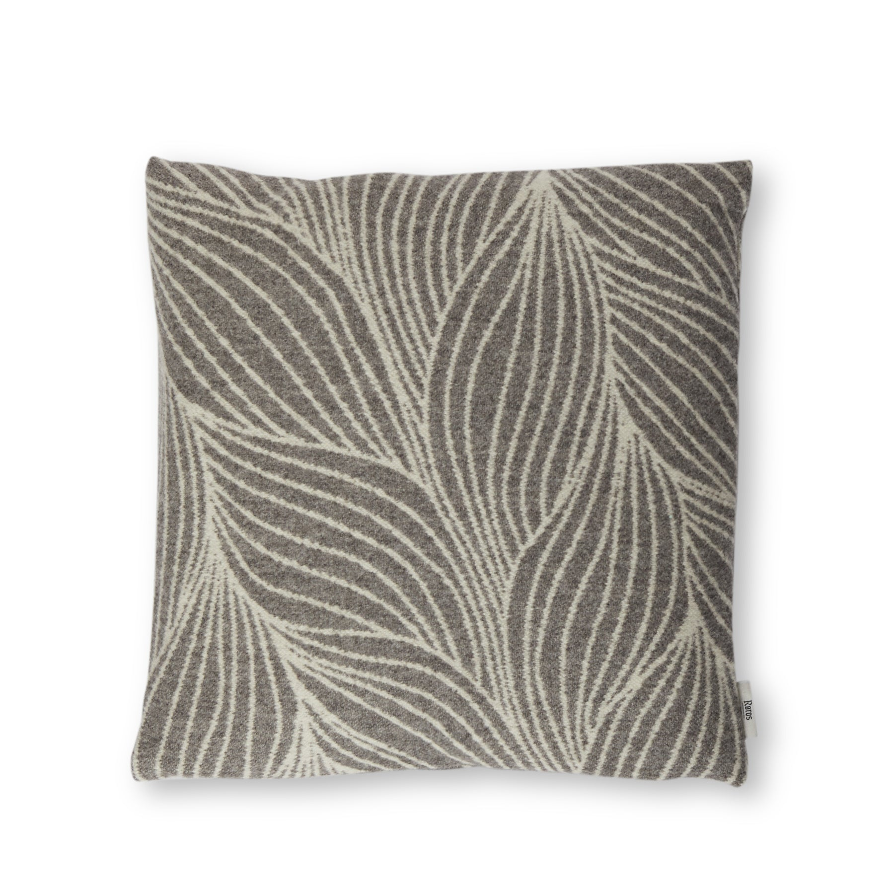Flette Pillow in Grey Zoom Image 1