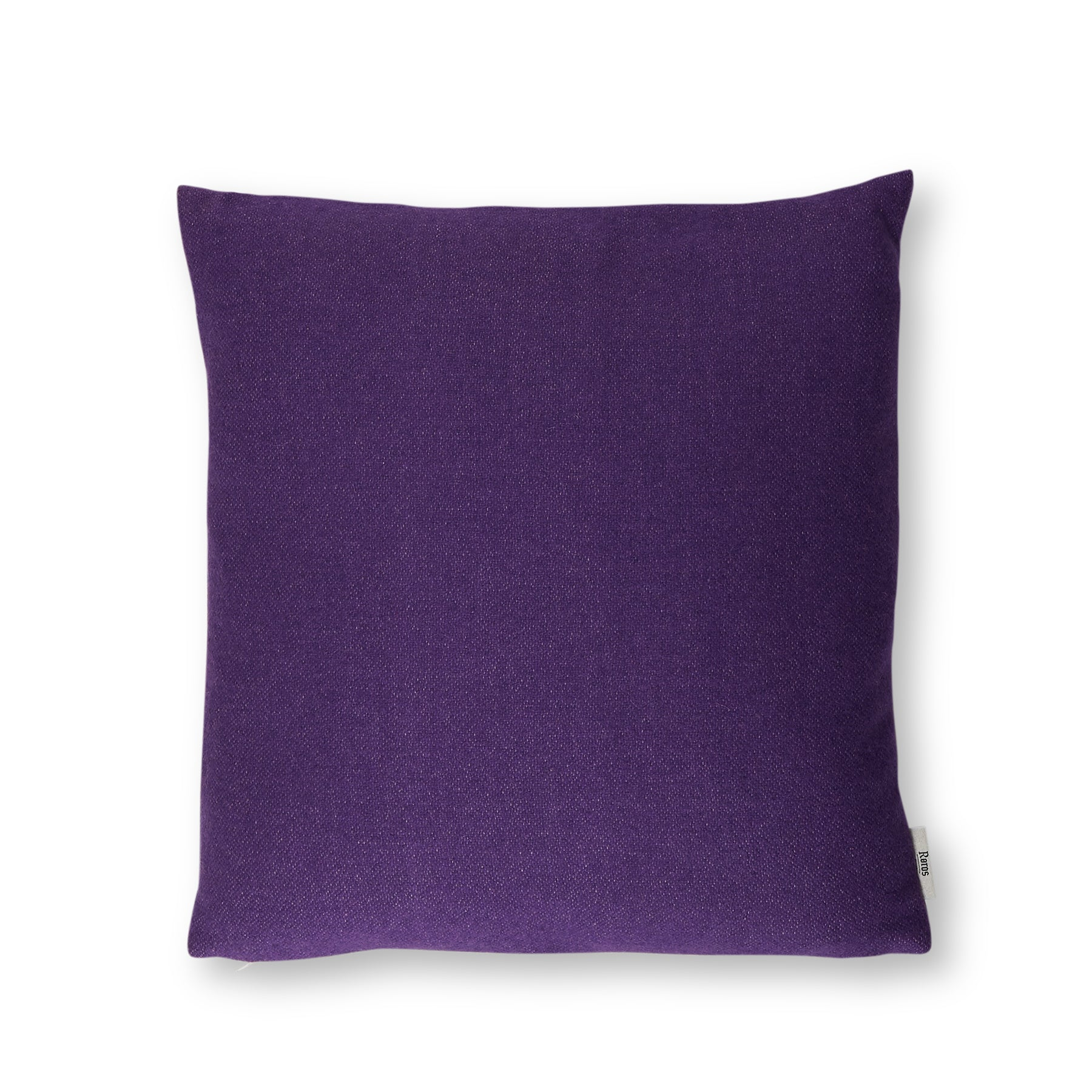 Stemor Pillow in Violet Zoom Image 1