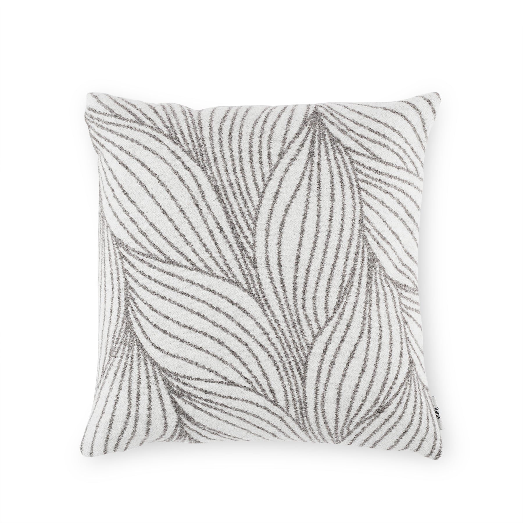 Flette Pillow in Natural Zoom Image 1