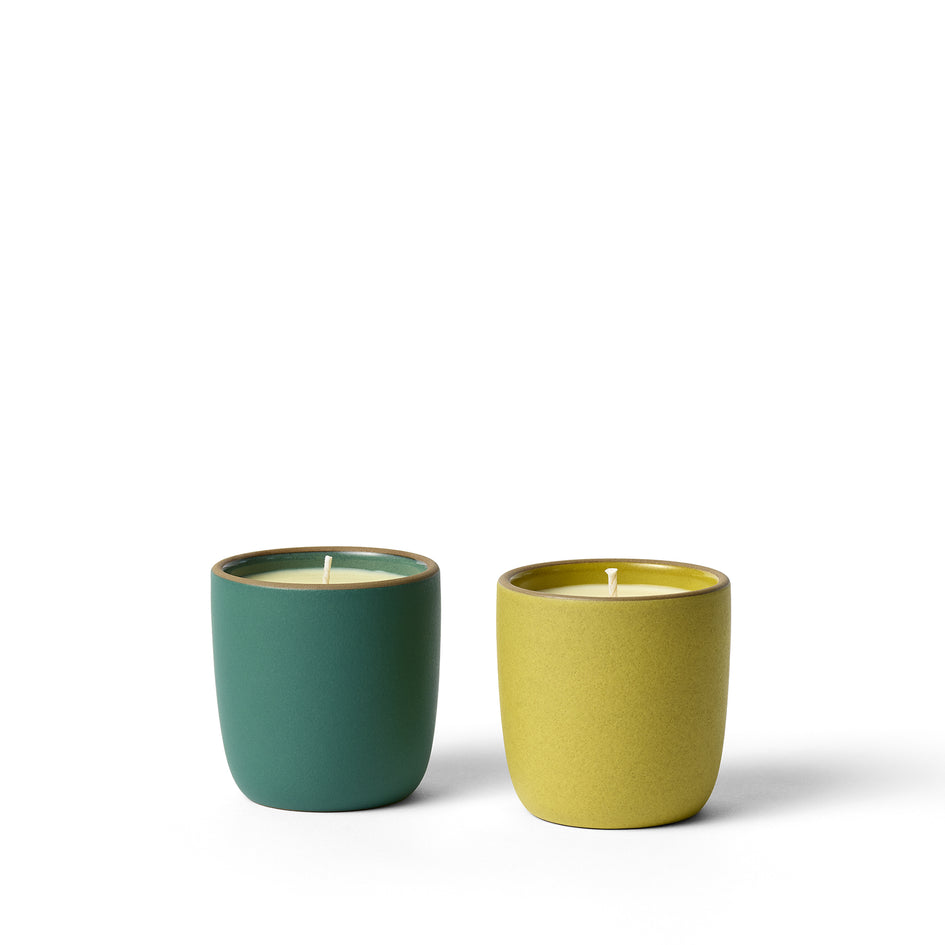 Clary Sage and Lemon Candle in Canary Image 2