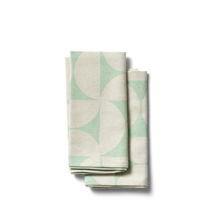 Breeze Napkins in Moonbeam