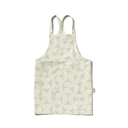 Breeze Apron in Moonbeam