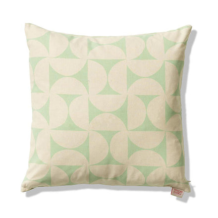 Breeze Pillow in Moonbeam