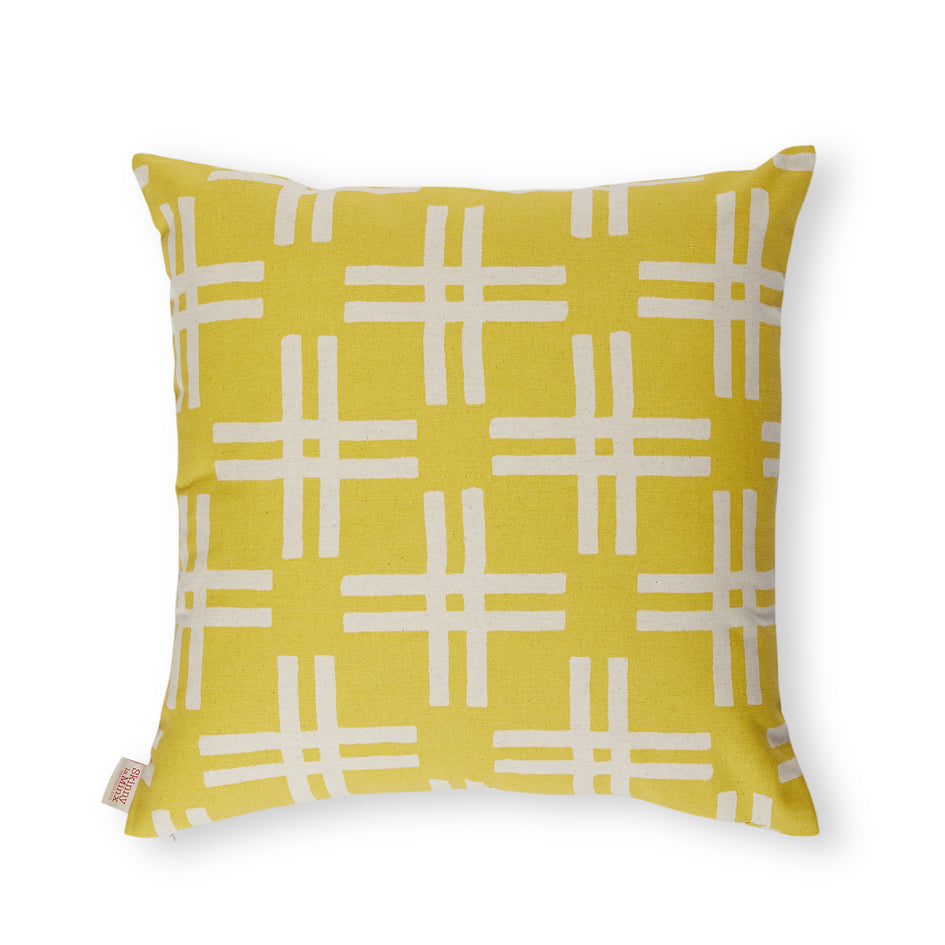 Weft Pillow in Sunray Image 1