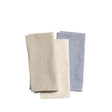 Organic Cotton Solid Napkins (Set of 4)