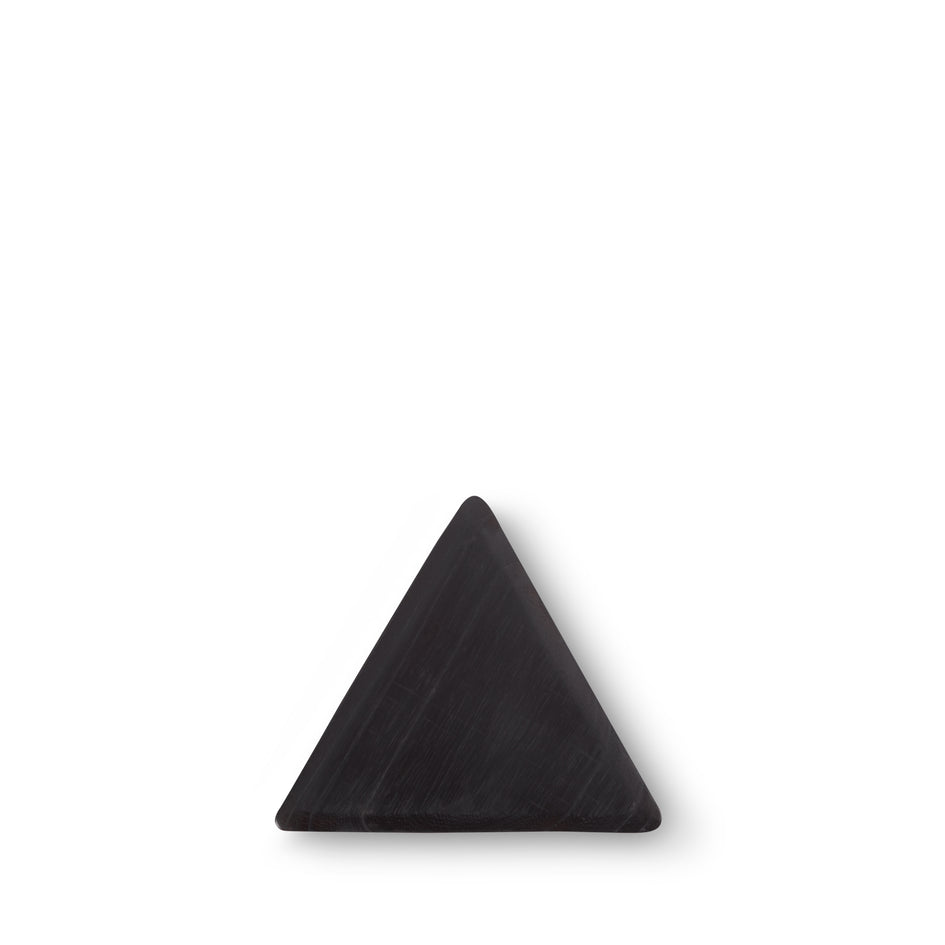 #45 Triangle Plate in Black Image 1