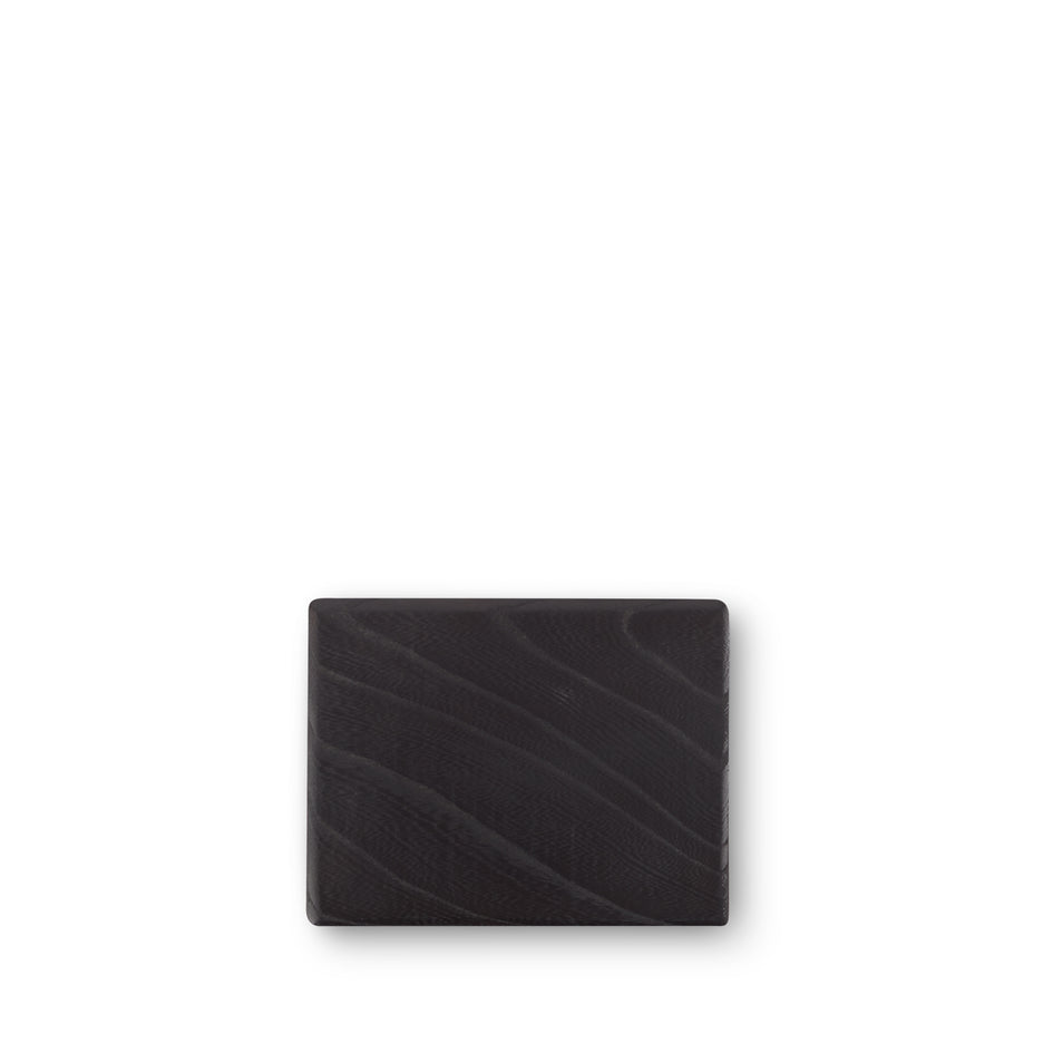#47 Rectangle Plate in Black Image 1