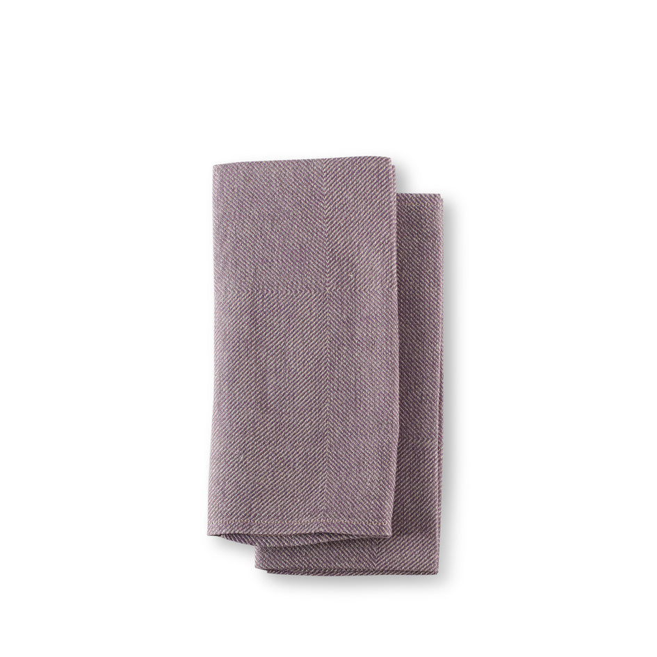 Kypert Napkins in Lilac (Set of 2) Image 1