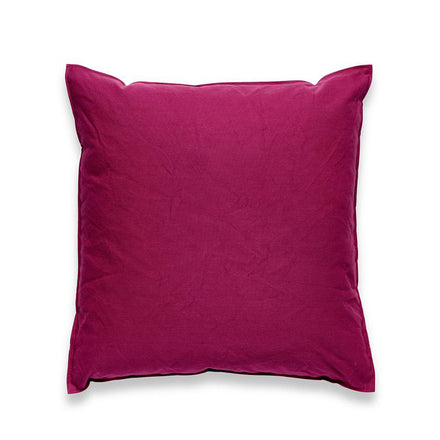 Sturdy Girl Pillow in Berry Cobbler