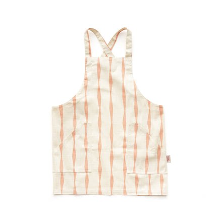 Brancusi Apron in Shell