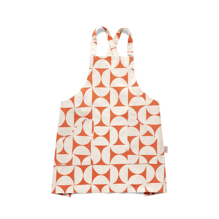 Breeze Apron in Persimmon