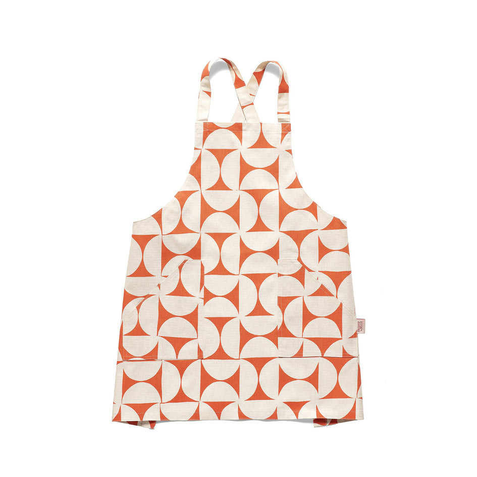 Breeze Apron in Persimmon Image 1