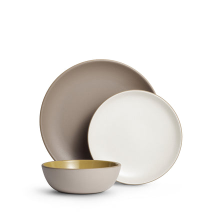 Currey Dinnerware Set