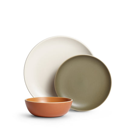 Woodward Dinnerware Set