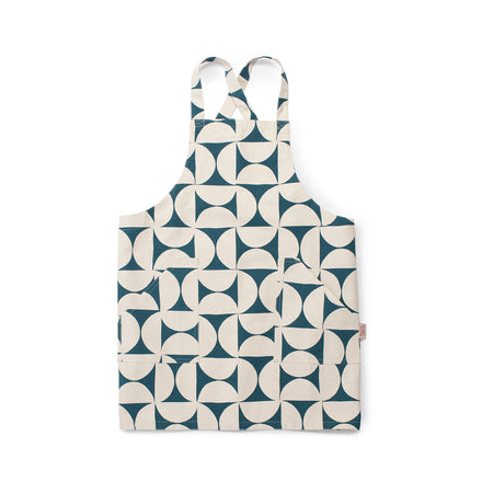 Breeze Apron in Petrol