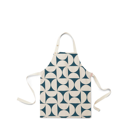 Breeze Mini Chef Apron in Petrol