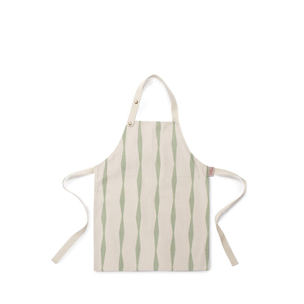Brancusi Mini Chef Apron in Spruce