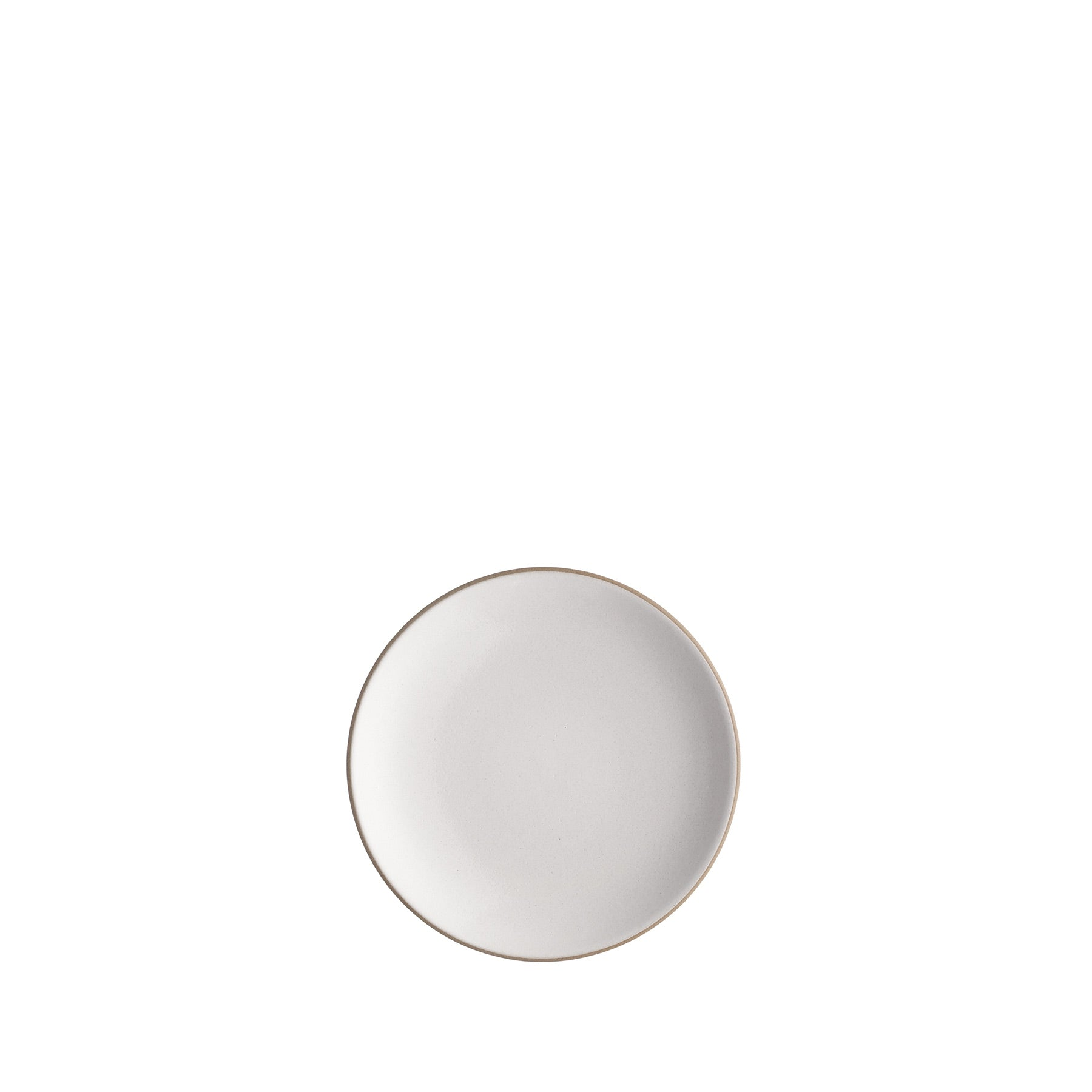 Bread & Butter Plate - Opaque White