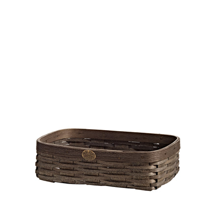Bread Basket in Driftwood Grey