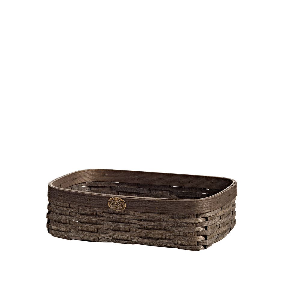 Bread Basket in Driftwood Grey Image 1