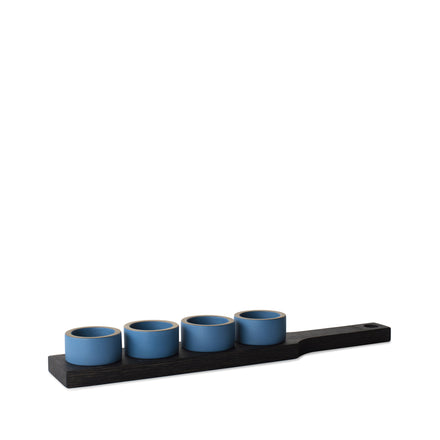 Candleholder Tray Set