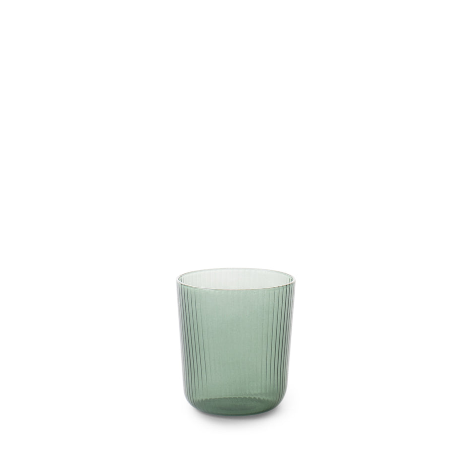 Luisa Vino Glass in Slate Green Image 1