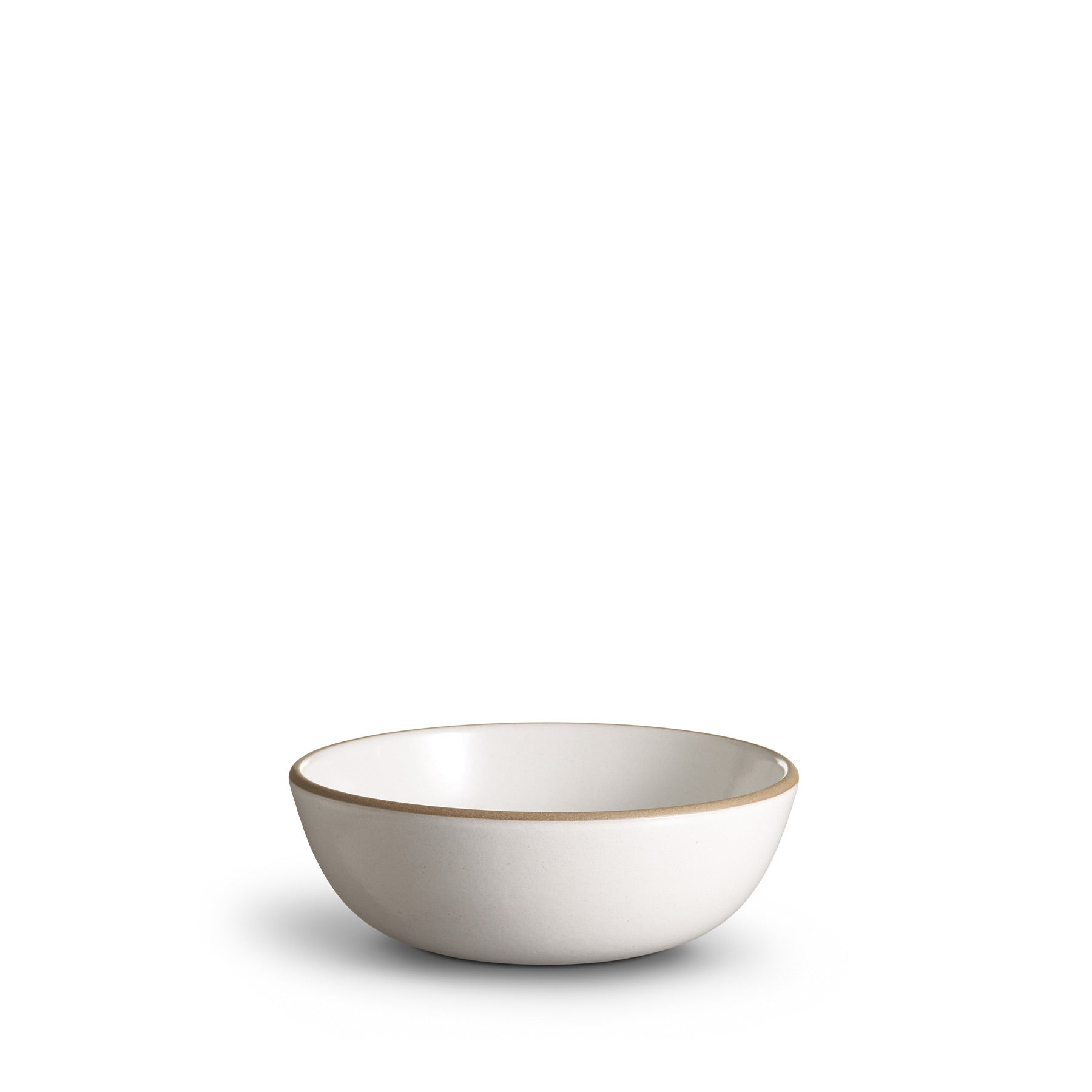 Cereal Bowl - Opaque White