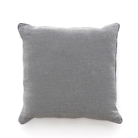Chalk Pillow in Iris