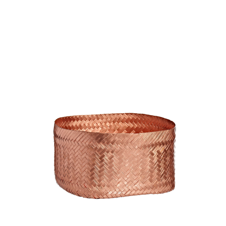 Copper Basket Image 1