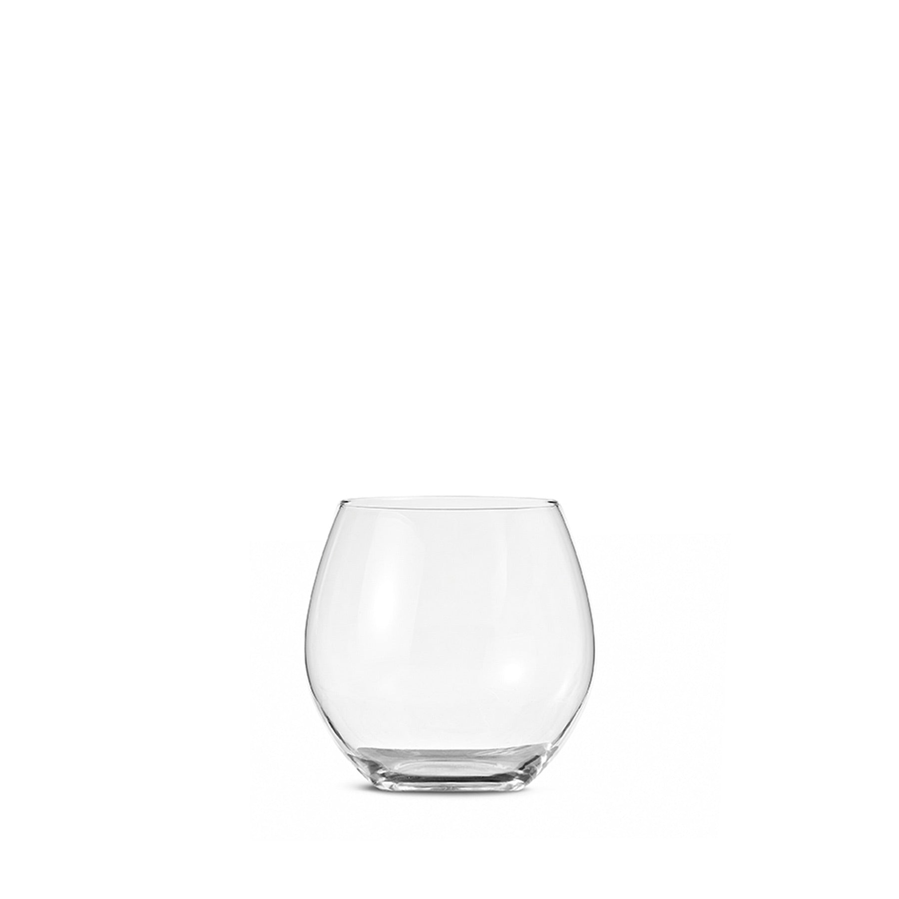 Curved Glass Tumbler 10 oz (Set of 6) Zoom Image 1