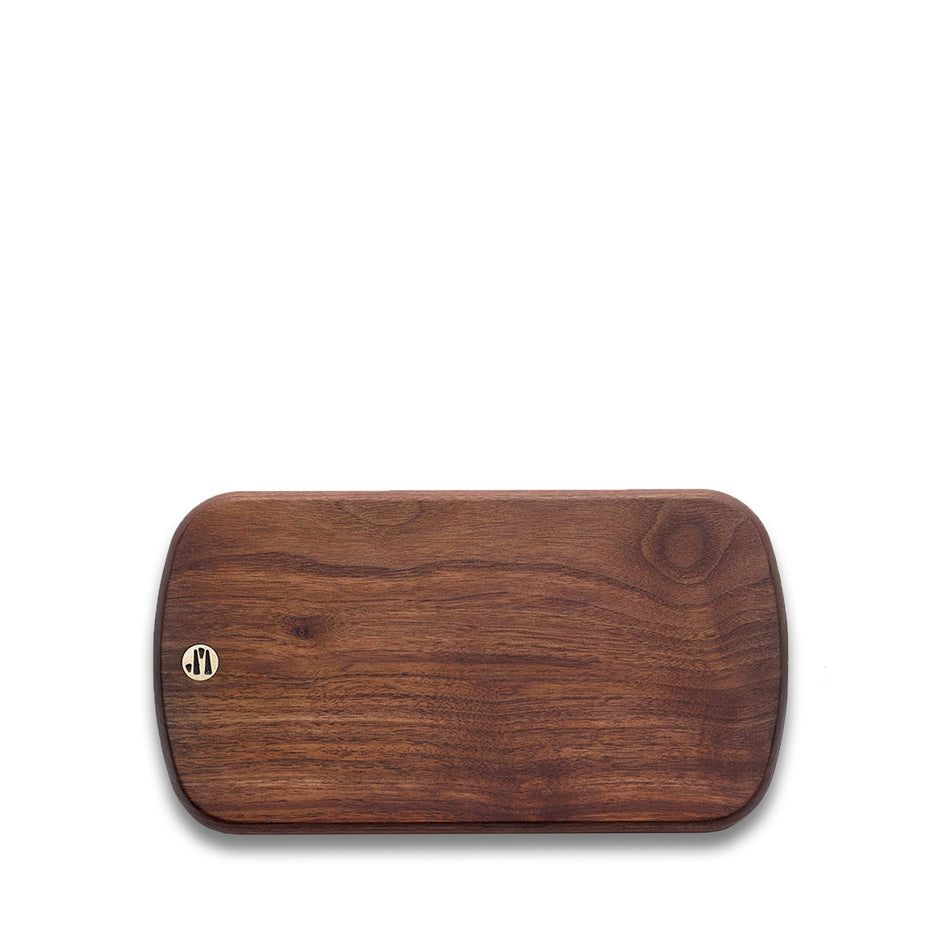 Small Walnut Cutting Board Image 1