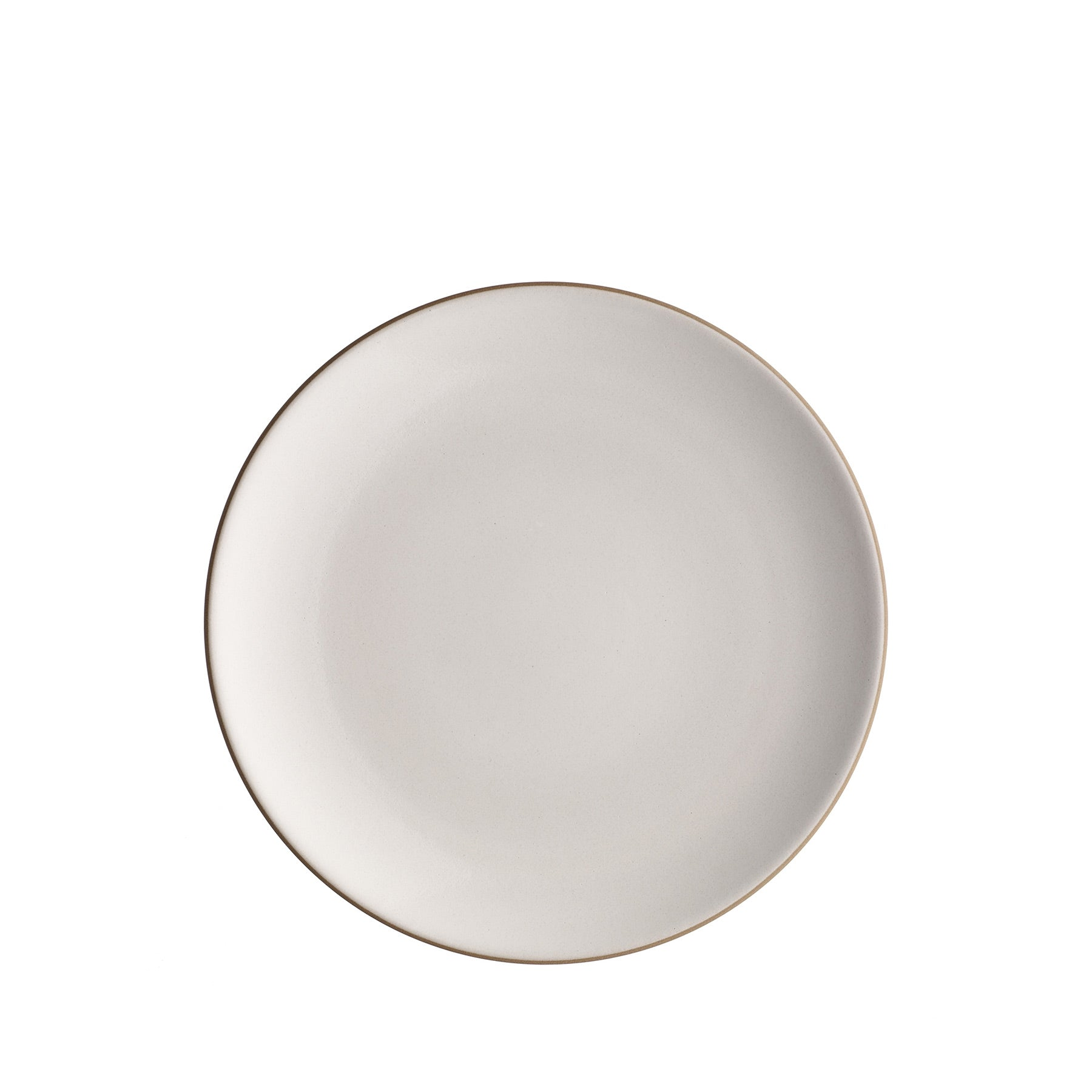 Dinner Plate - Opaque White