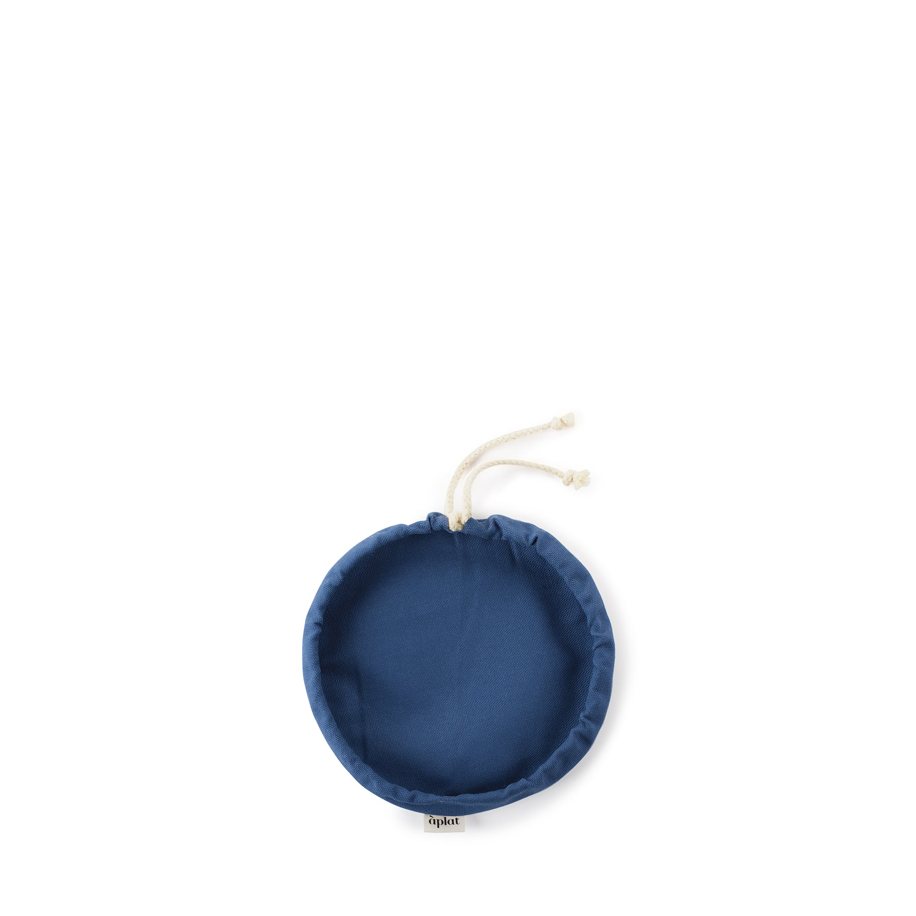 Couvre-Plat Extra Small Bowl Cover in Navy Zoom Image 1