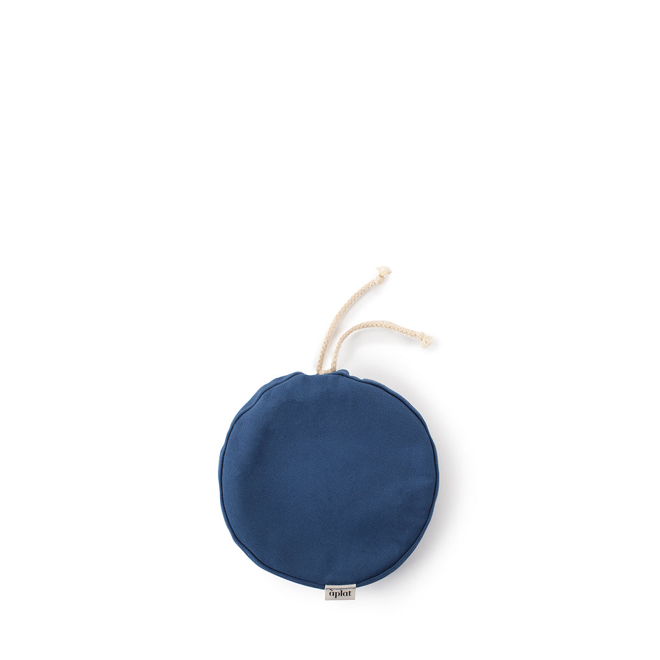 Couvre-Plat Extra Small Bowl Cover in Navy Image 2