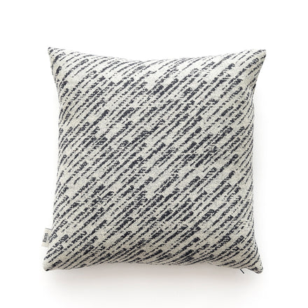 Giboulée Pillow in Dark Grey Natural