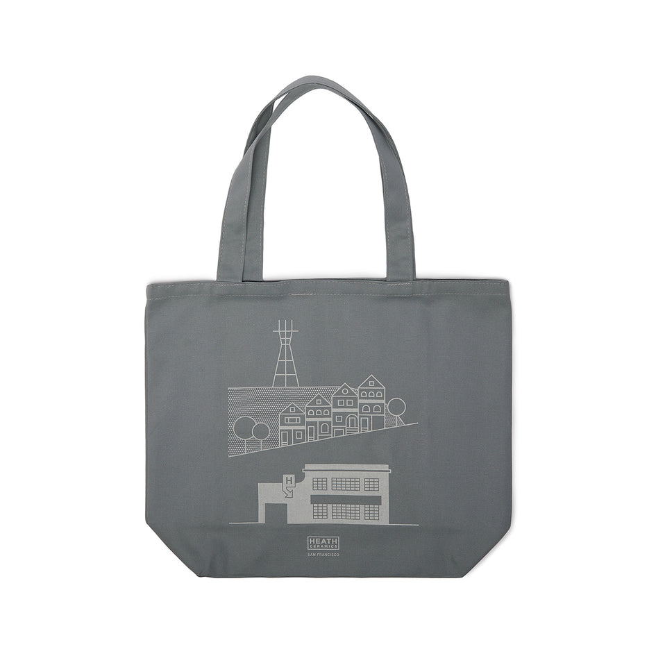 San Francisco Tote in Cool Grey Image 1