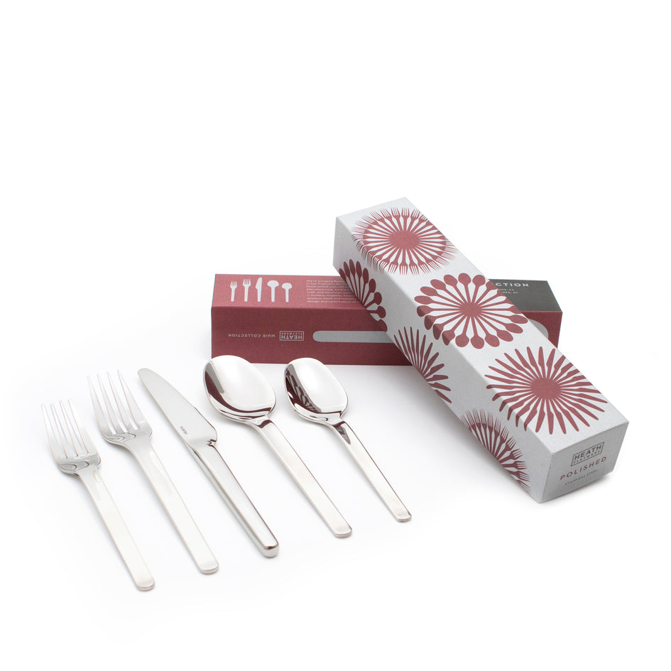 Muir Flatware in Polished (5 piece setting) Zoom Image 3