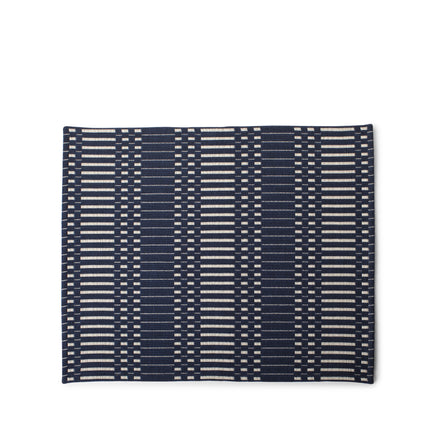 Helios Placemat in Dark Blue