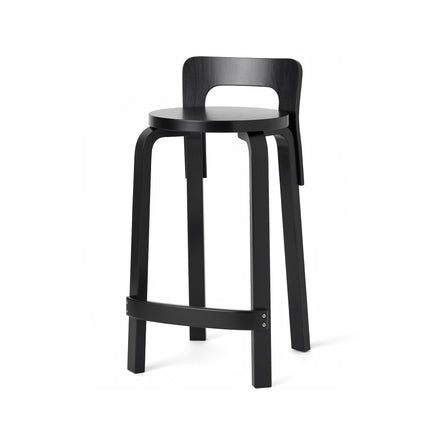 High Chair K65 in Black