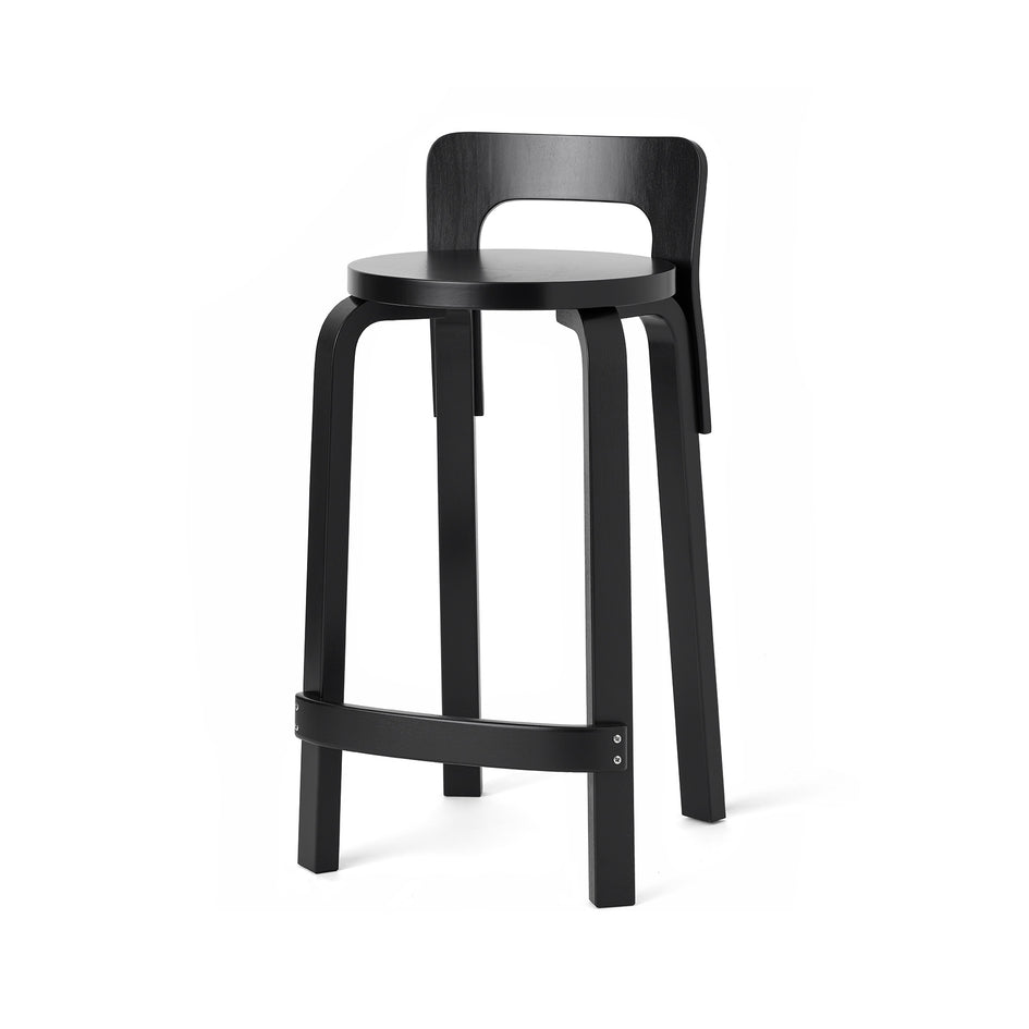High Chair K65 in Black Image 1