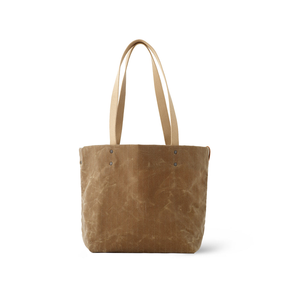 Reversible Tote in Fawn Image 3
