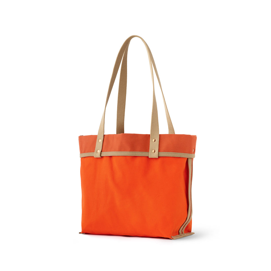Reversible Tote in Campari Image 2