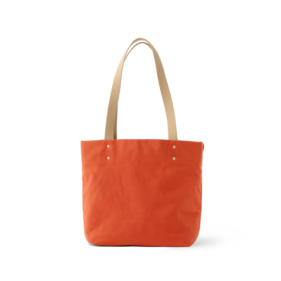 Reversible Tote in Campari Image 3