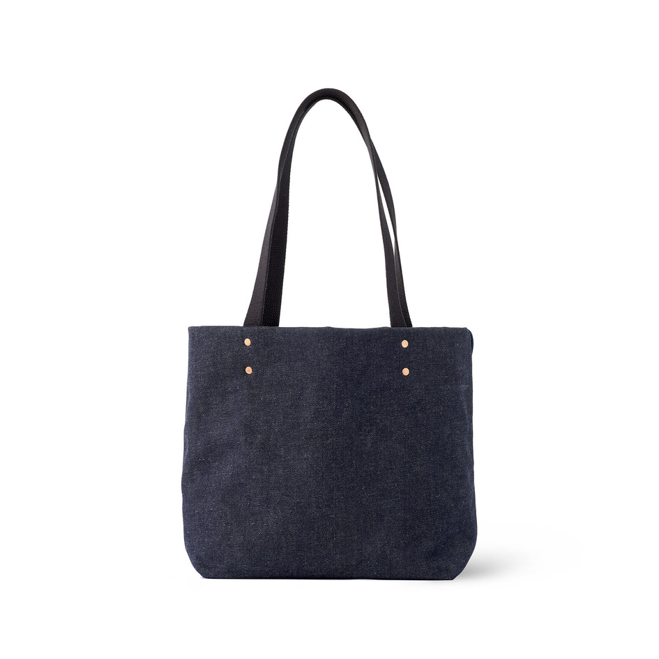 Reversible Tote in Slate Image 3