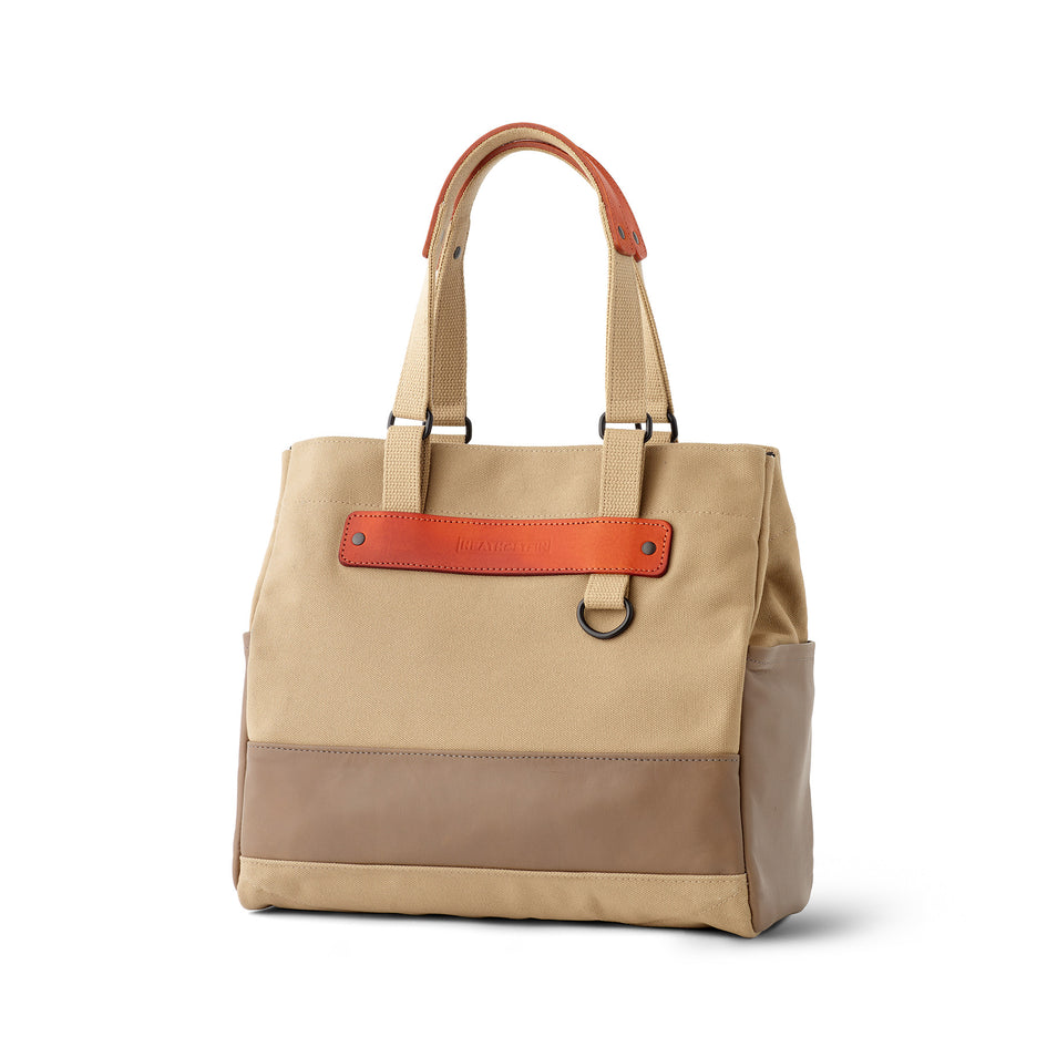 Heath + Stein Union Tote in Barley Image 1